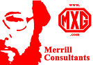 Merrill Consultants MXG Software logo