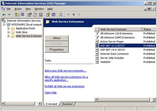 Server2003ASPNETProhibited
